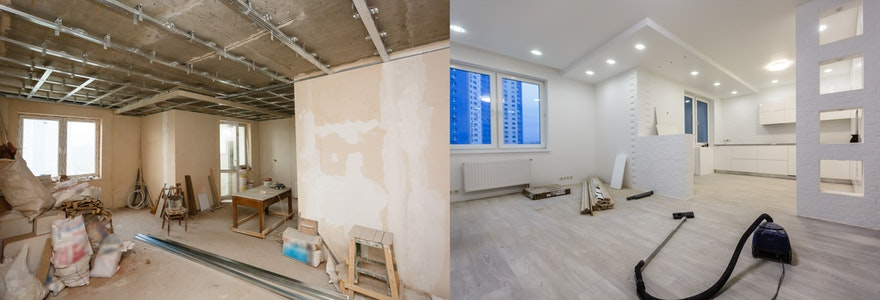 Aménagement, constructions et rénovations